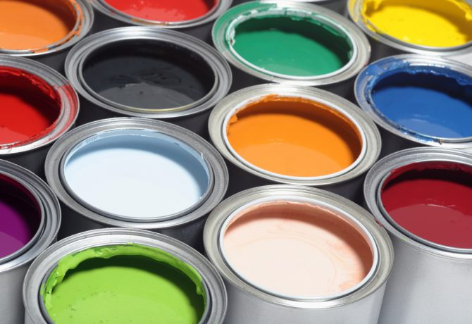 The color industry – powder handling