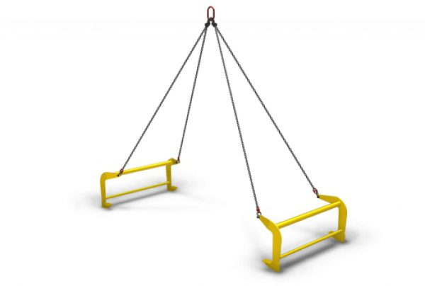 Lifting cradle