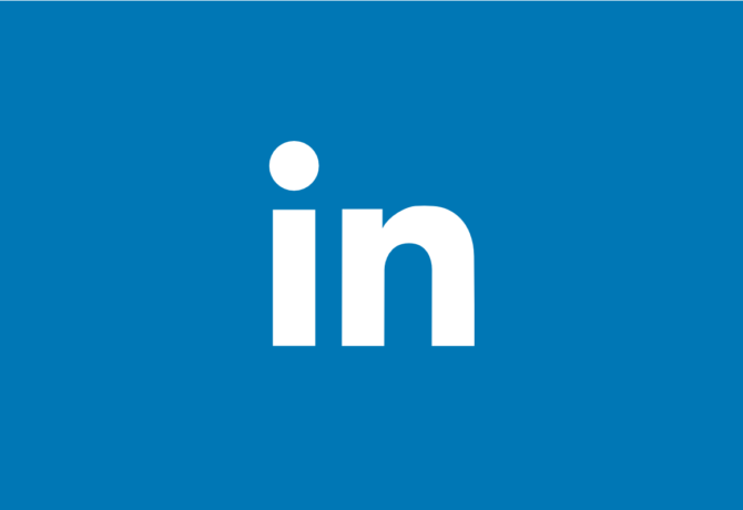 Häng med oss på Linkedin